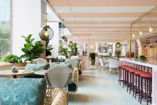 Cafe of Haymarket by Scandic in Stockholm