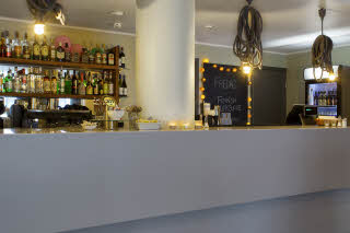 bar, Scandic Harstad