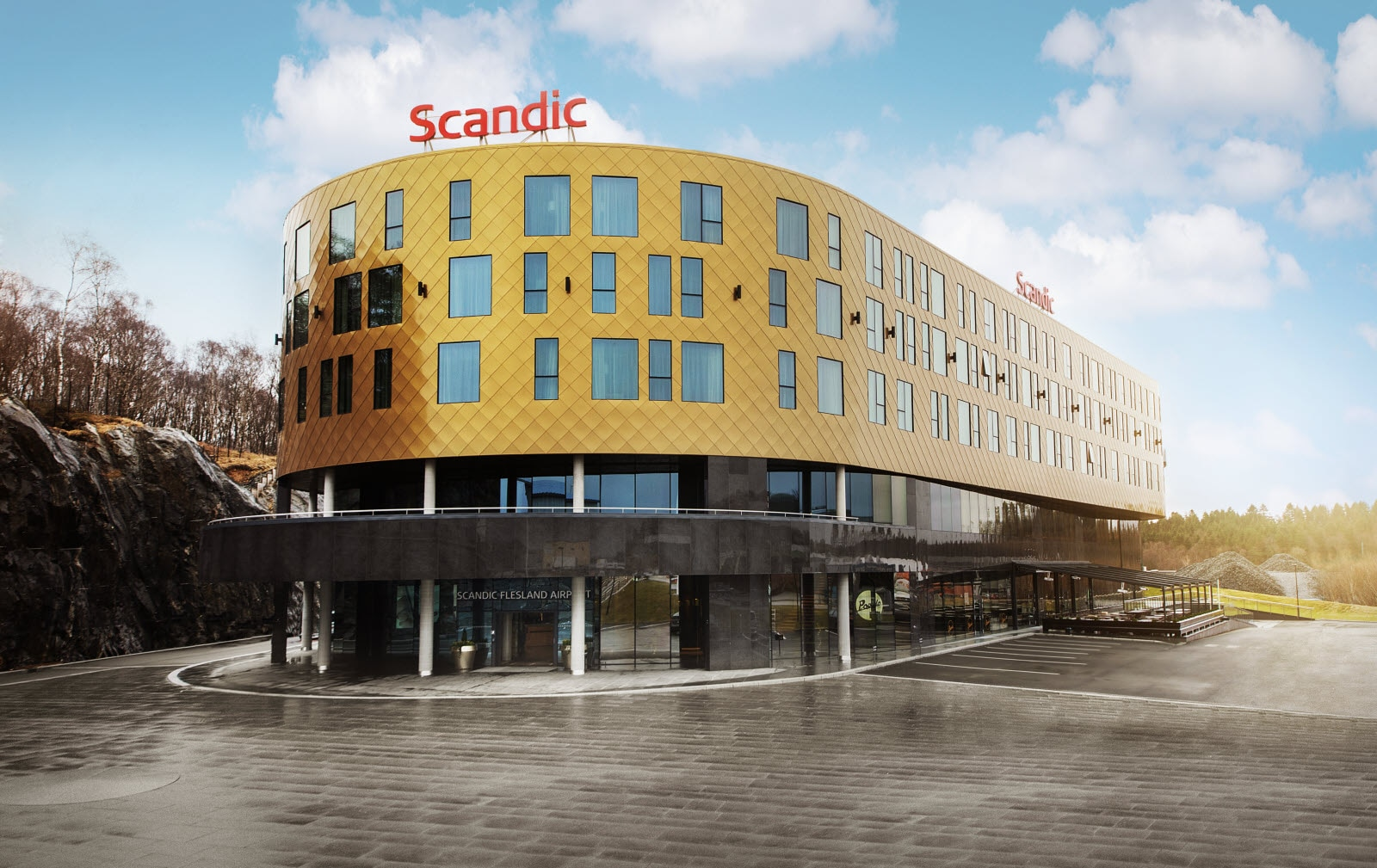 Scandic Flesland Airport | Nær Bergen Lufthavn | Scandic Hotels