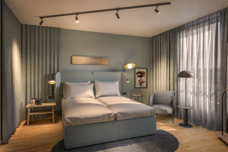new room collection at scandic hotels
