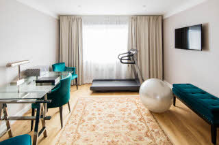 Suite of Grand Hotel by Scandic in Oslo