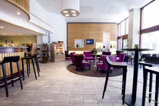 Scandic Swania, lobby, bar