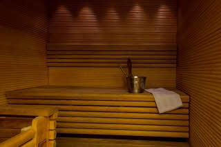 Junior suite sauna