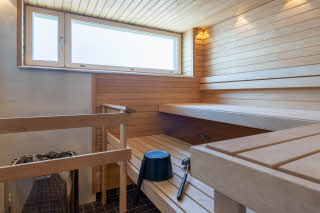 Superior room with Sauna