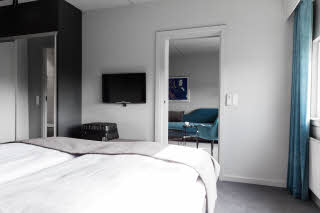 Junior Suite, Scandic Odense