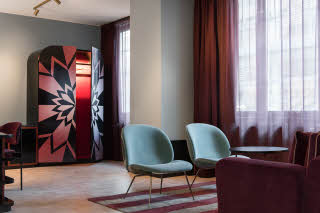 junior suite of Haymarket by Scandic in Stockholm