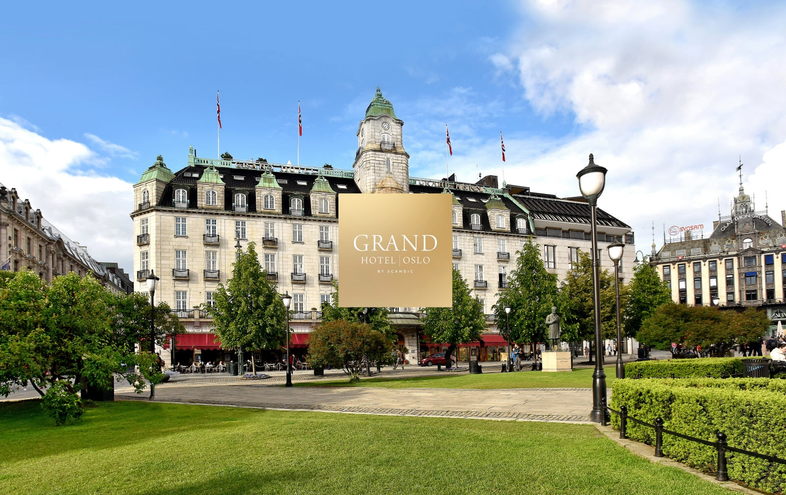 Grand hotel oslo by scandic hotell oslo for Grand hotel