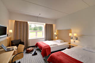 Scandic Sonderborg, double room