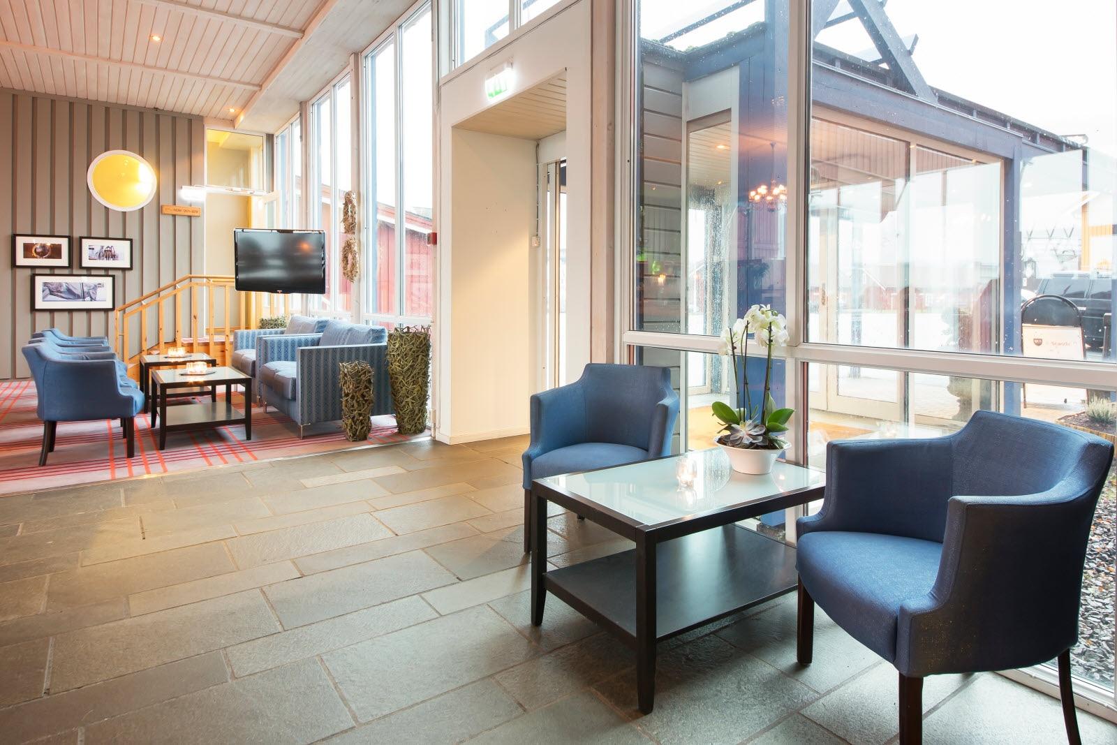 hoteller norge svolvar scandic svolvaer