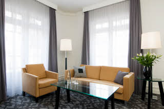 Scandic Palace Hotel, junior suite