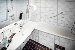 Standard and Superior Bathroom