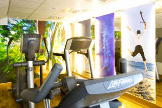 Scandic Foresta, gym