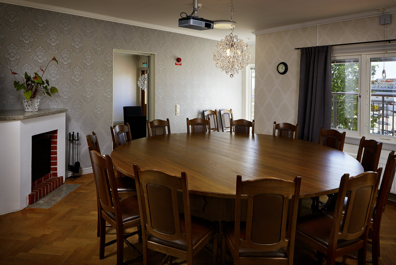 Scandic Visby, board room, meeting, conference