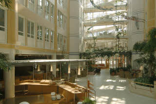 Fellesområde, Lobby