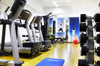 Scandic Aarhus City, fitness facilities, gym