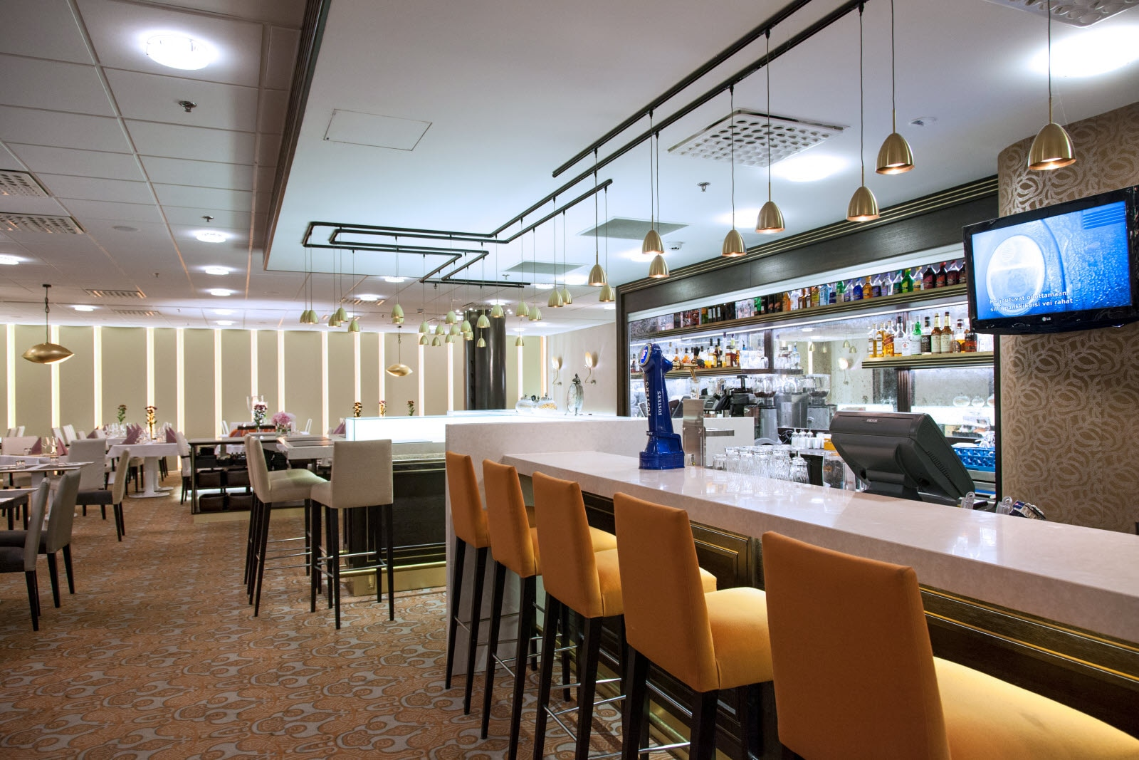Scandic Julia, restaurant