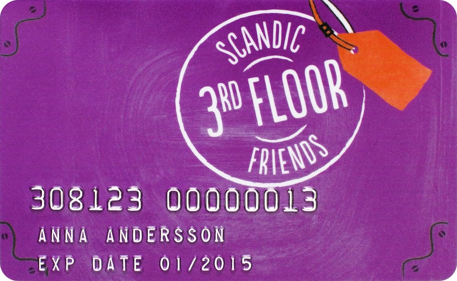 Scandic Friends 3rd floor