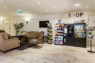 Scandic Shop i lobby, Scandic Ringsaker