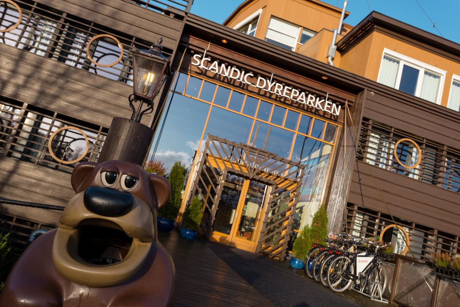 Scandic dyreparken