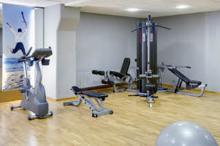 Scandic Regina, gym