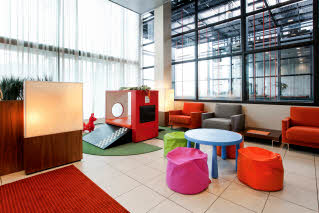 Scandic Eremitage, kids playroom