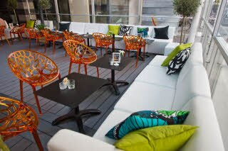 Scandic Karlstad City, Exterior, terrace, outdoors