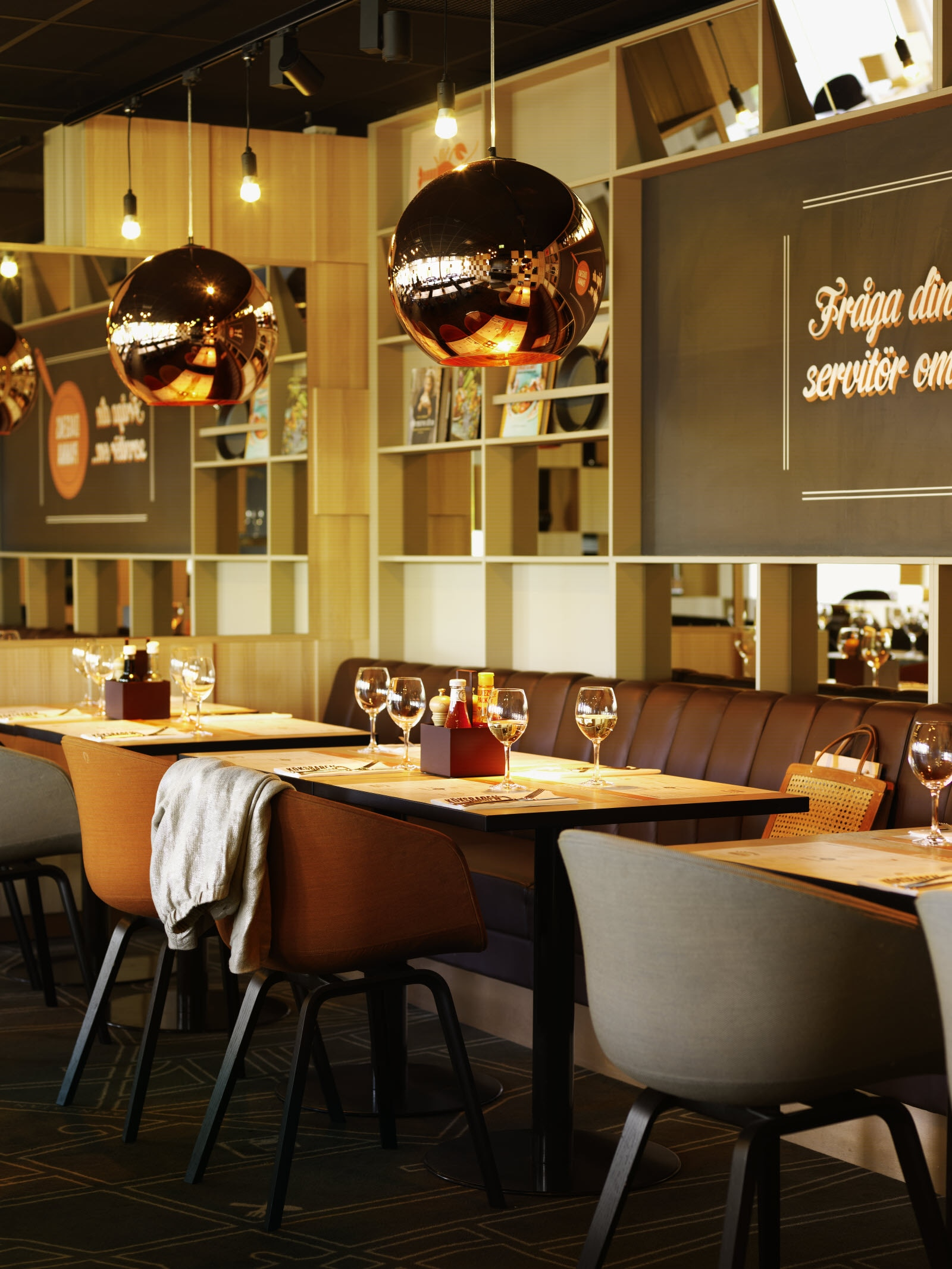 Scandic Upplands Vasby, restaurant
