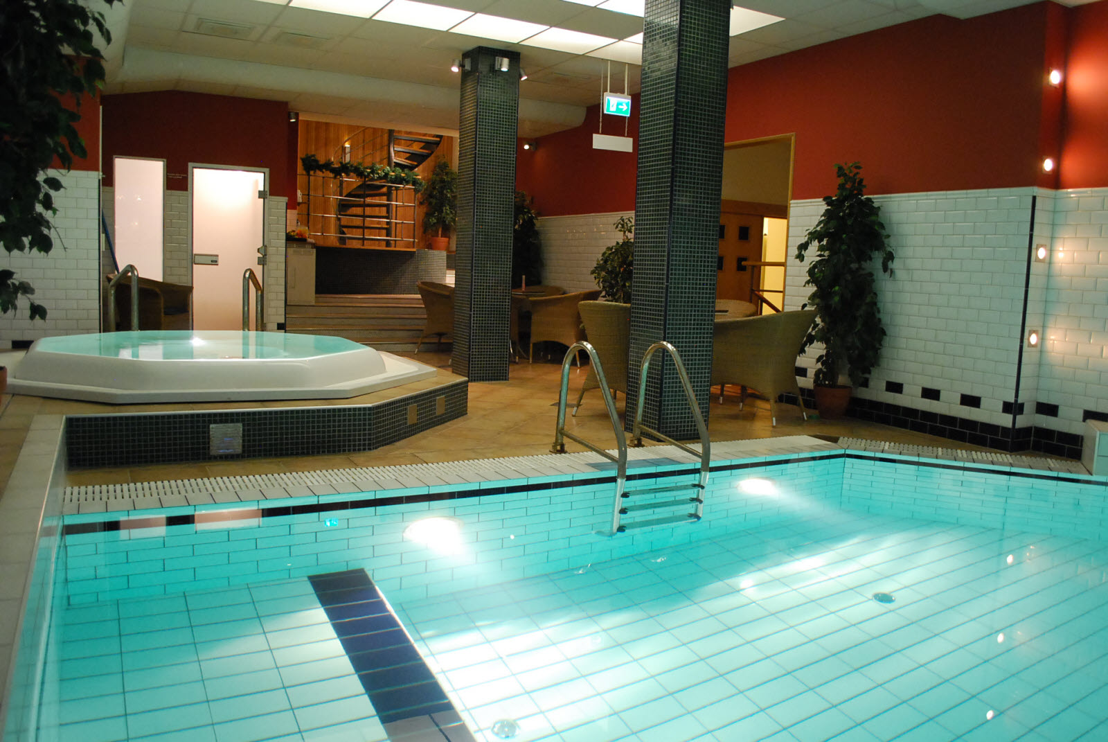 Scandic Arvika, spa, pool, relax