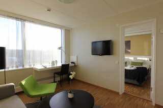 Scandic Opalen, family superior room