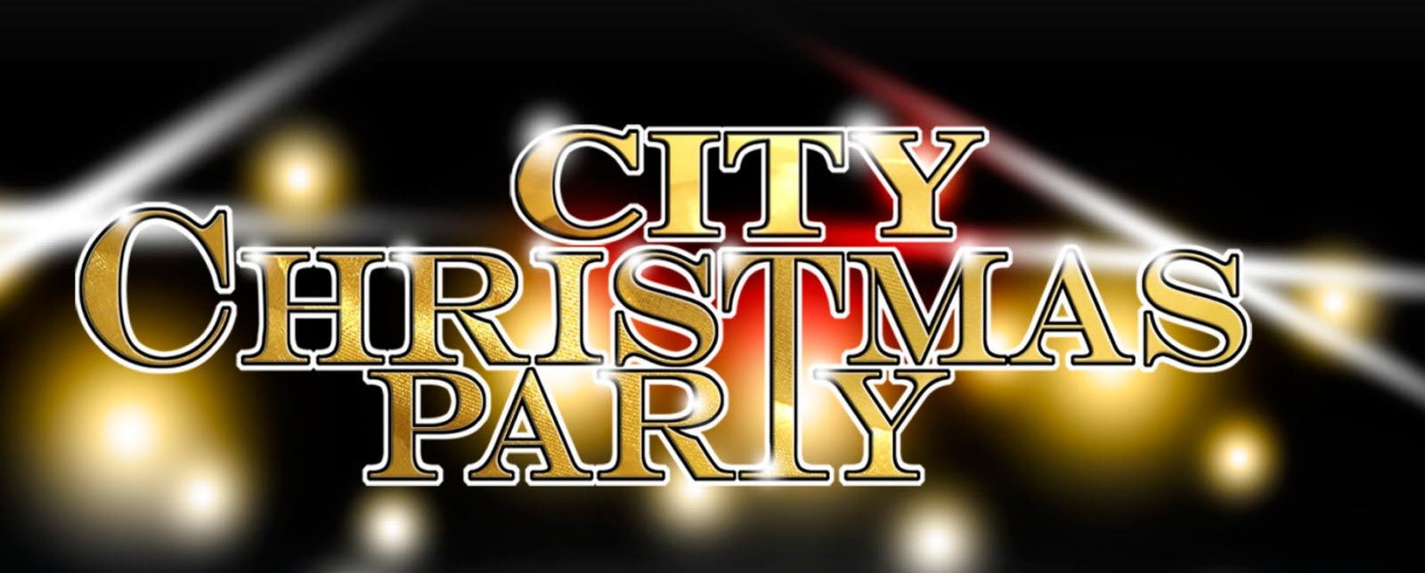 Logo City Christmas Party